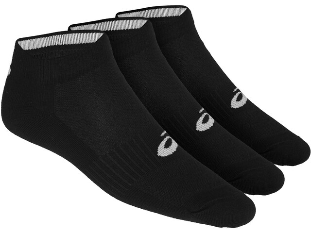 asics Ped Socks 3 Pack black